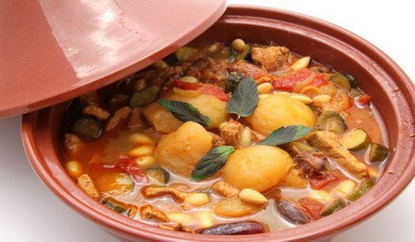 R ussir un tajine en pratique - Cuisiner avec un tajine en terre cuite ...