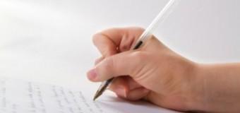 Comment écrire une lettre de remerciement ?