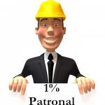 1% patronal