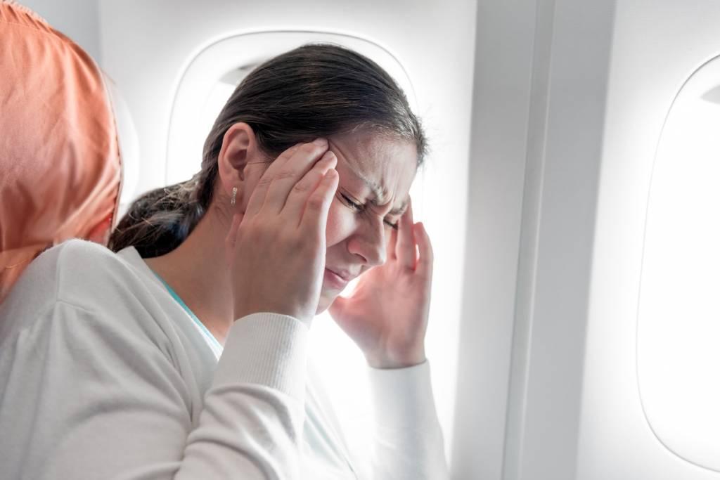 gérer le stress en avion