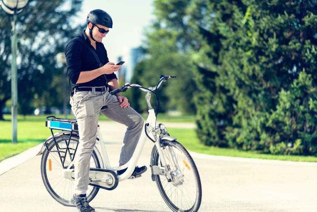 vélo électrique pour aller au travail