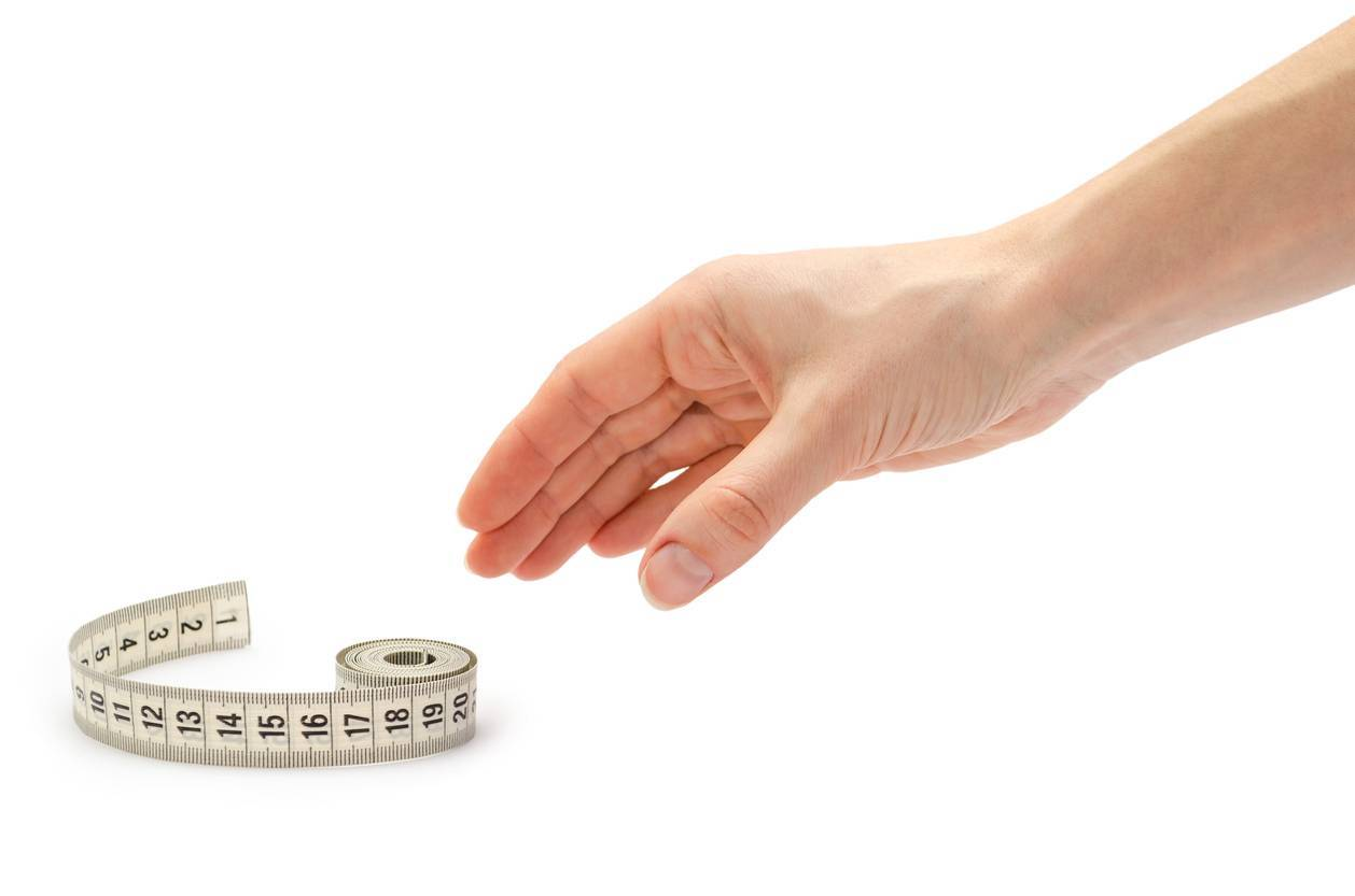 mesurer taille poignet