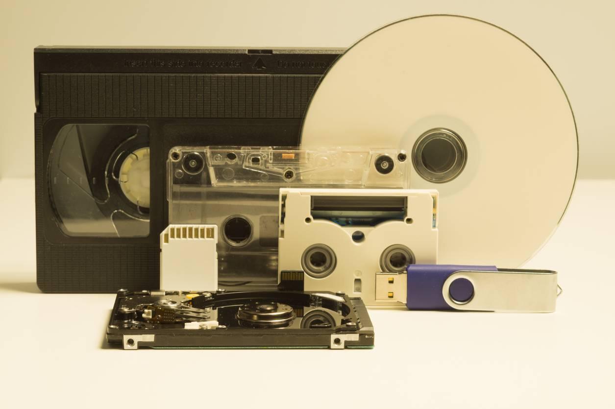 Convertir film 8mm sur DVD