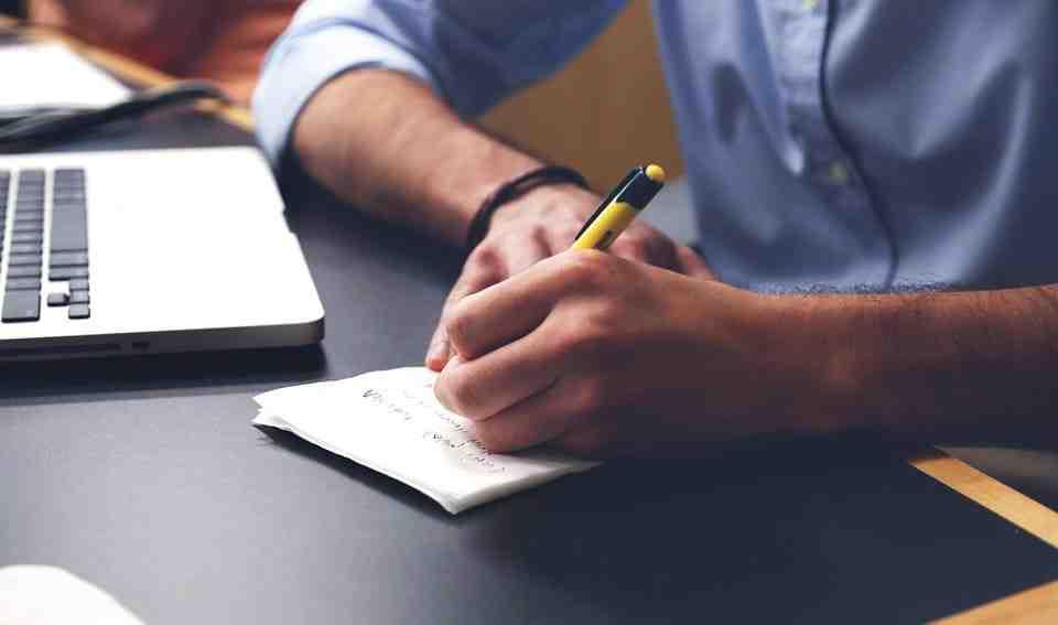 Comment rédiger une lettre de motivation?