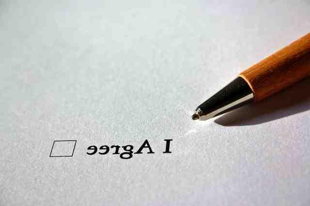 Comment rédiger une lettre de renonciation?